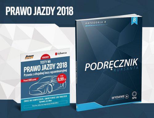 """PrawoJazdy.com.pl w """"Gazecie Wyborczej"""" – testy online na prawo jazdy i """"Podręcznik kursanta"""""""